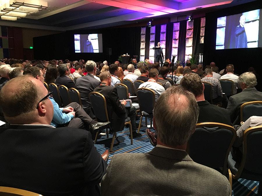EOS Conference Keynote 2018 - Gino Wickman