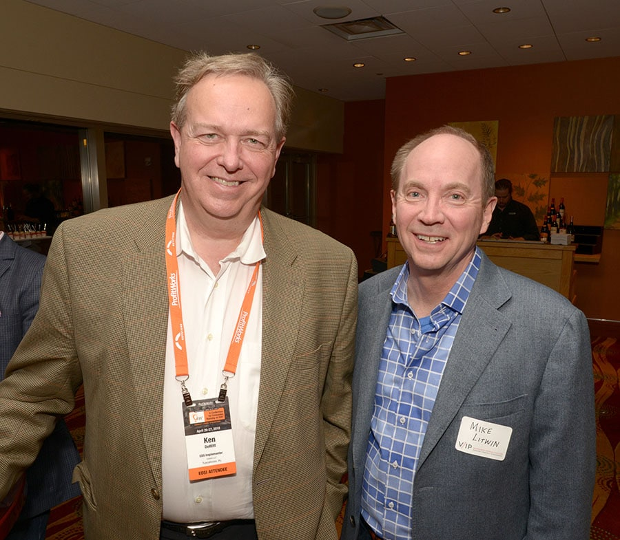 Ken DeWitt and Mike Litwin, EOS Implementers