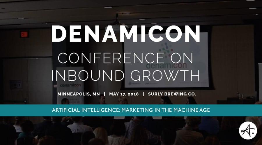 DenamiCON: The Future of AI and Marketing