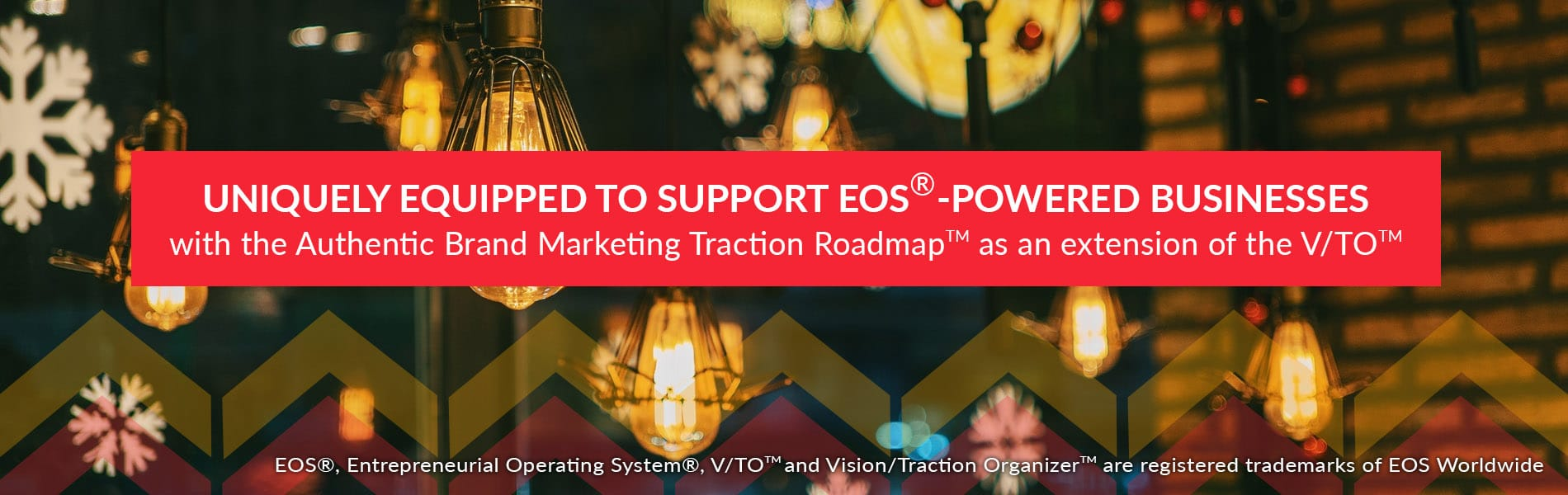 EOS Traction - Marketing Traction Roadmap