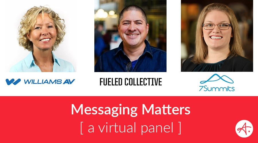 Messaging Matters: Meet the leaders who are revitalizing their brands through buyer-centric messaging