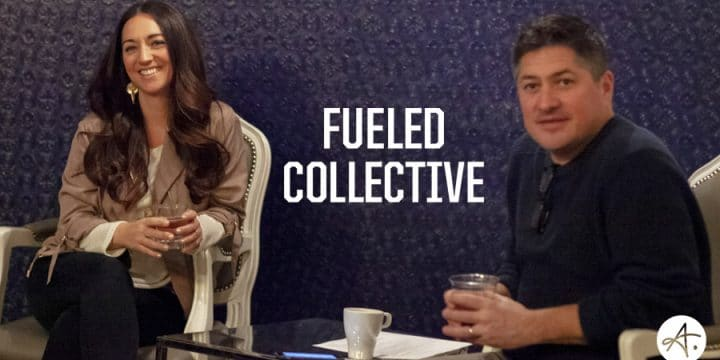 Authentic Brand CEO Shares Entrepreneurship Journey at Fueled Collective Event