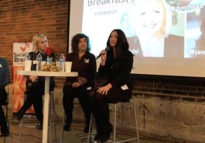 Social Media Breakfast presents: You're not the boss of me. Jennifer Zick speaks to the joys and perils of being self-employed