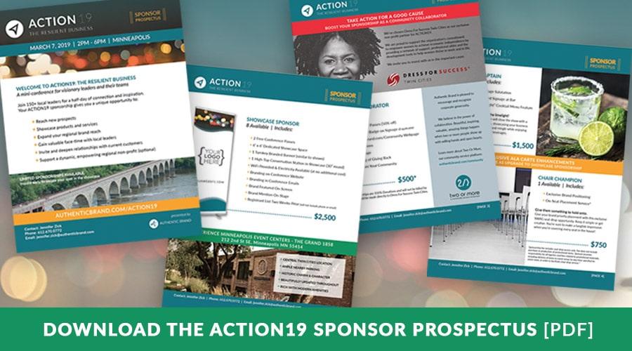 ACTION19 Sponsorship Prospectus