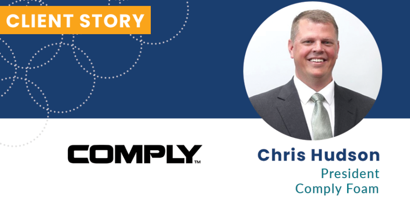 Comply Foam: Client Story