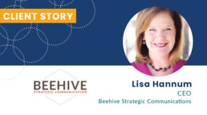 Lisa Hannum Beehive Strategic Communication