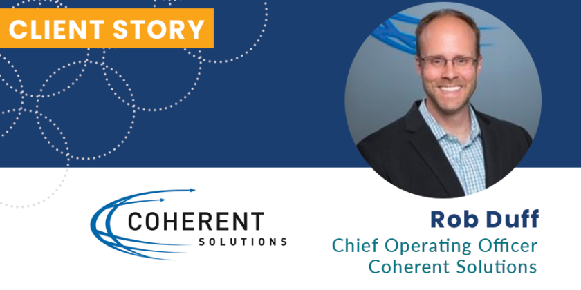 Coherent Solutions: Client Story