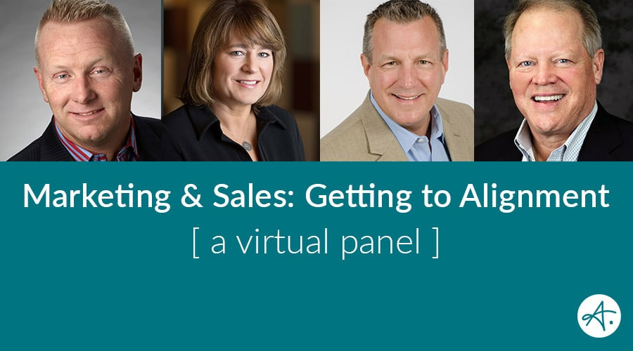 Authentic Brand Virtual Panel - Marketing and Sales: Getting to Alignment