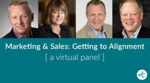 Authentic Brand Virtual Panel: Marketing and Sales Alignment