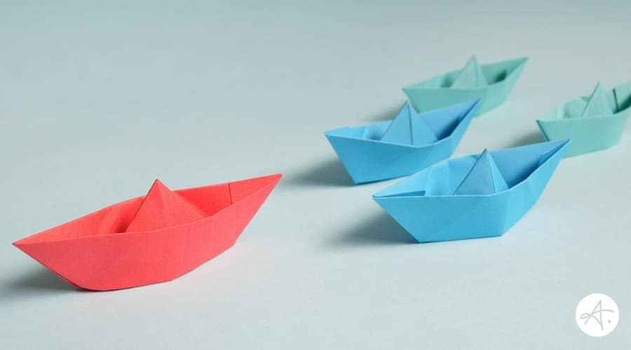 Marketing support vs marketing leadership