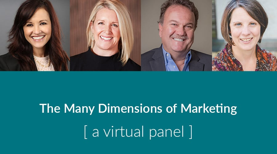 The many dimensions of marketing