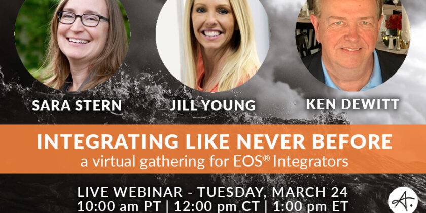 Webinar Recap: Integrating Like Never Before