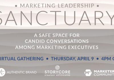 SANCTUARY launches to unite marketing executives through uncertain times