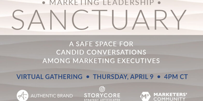 SANCTUARY launches to unite marketing executives through uncertain times