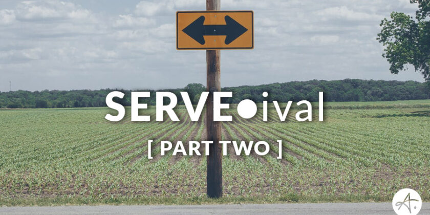 Allocating your resources in the right direction [SERVE•ival Part Two]