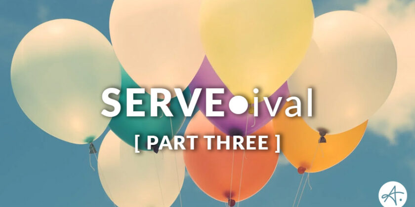 Activating your service plan to genuinely support stakeholders [SERVE•ival Part 3]