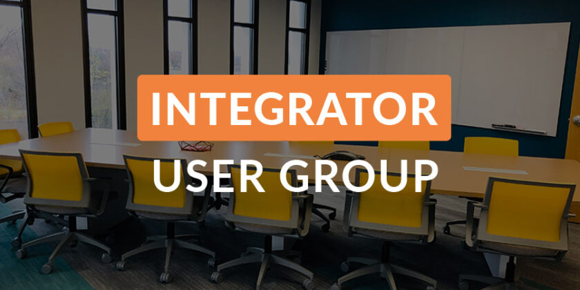 Introducing Twin Cities Integrator User Group