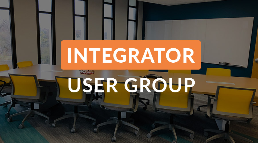 EOS Integrator User Group