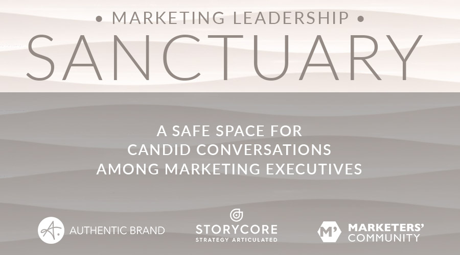 SANCTUARY for marketing executives