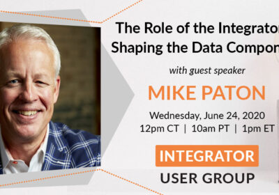 Integrator User Group continues groundswell; introduces Supporting Partner opportunities