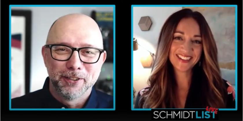 Schmidt List LIVE: Jennifer Zick on Renavigating Your Content Calendar