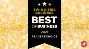 Authentic Brand Best of Business Award Finalist