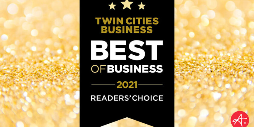 """Authentic Brand recognized as """"Best of Business"""" finalist"""